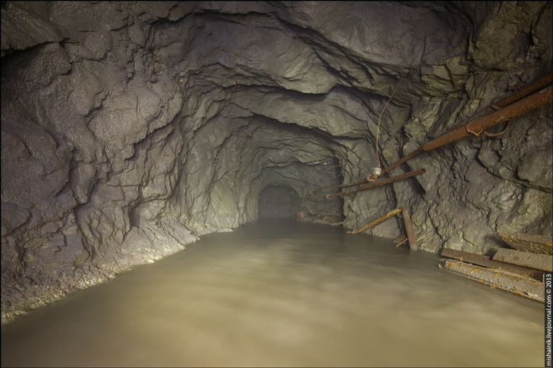 Underground Gateway to the Earths Core