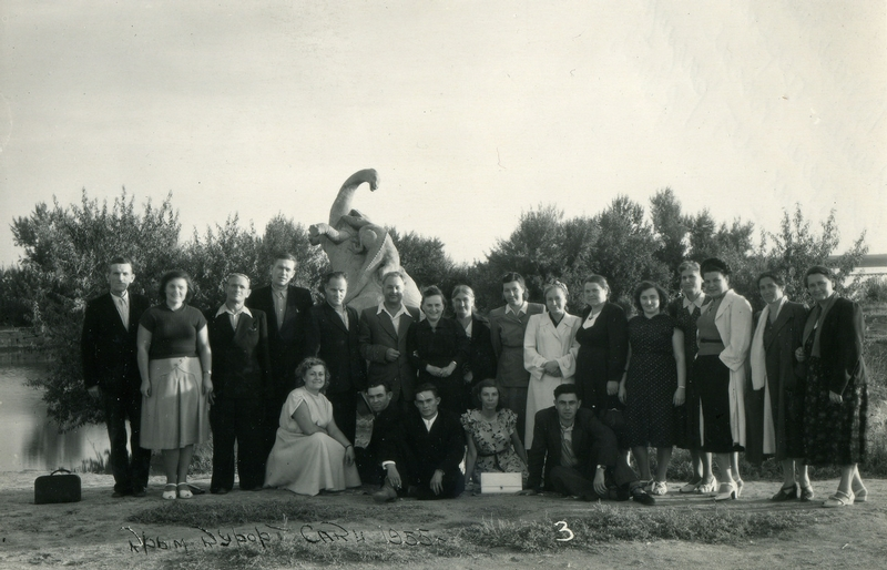 Vacations In the Soviet Crimea