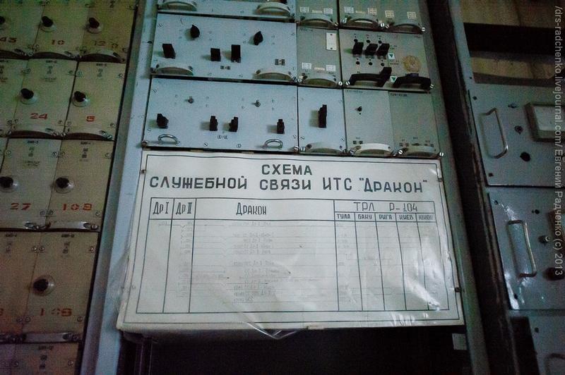 Communication Station Called Dragon