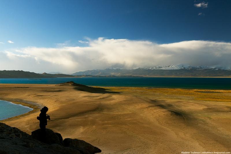 Dead Sea of Pamir