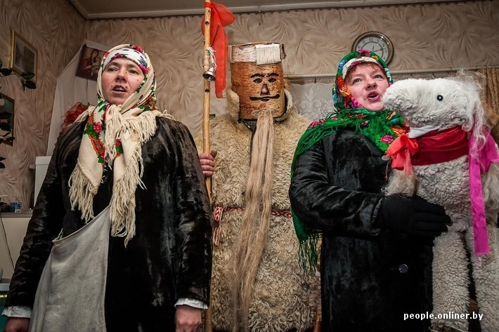 Belarus: Disappearing Traditions