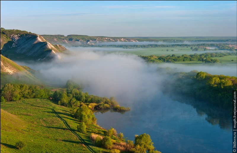 Don The Great Russian River English Russia - River in russia