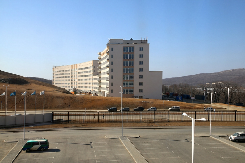 New Federal University of Russia