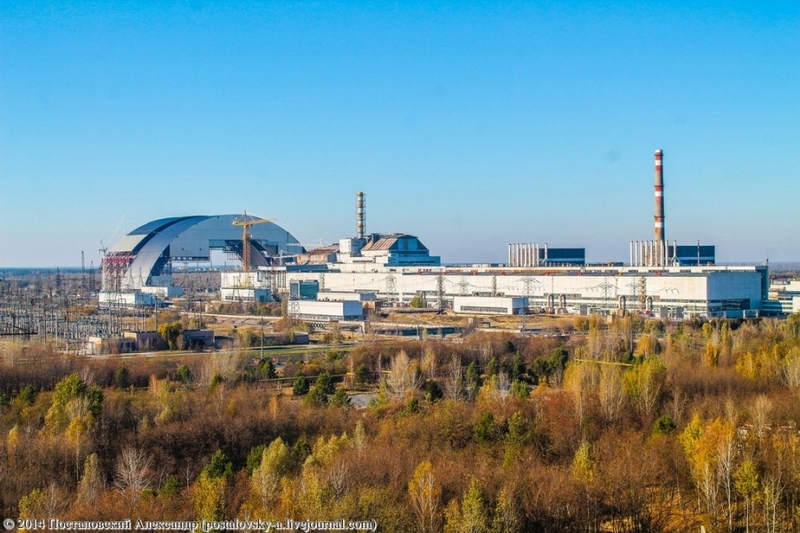 Industrial Splendour: Fifth Power Unit of the Chernobyl NPP