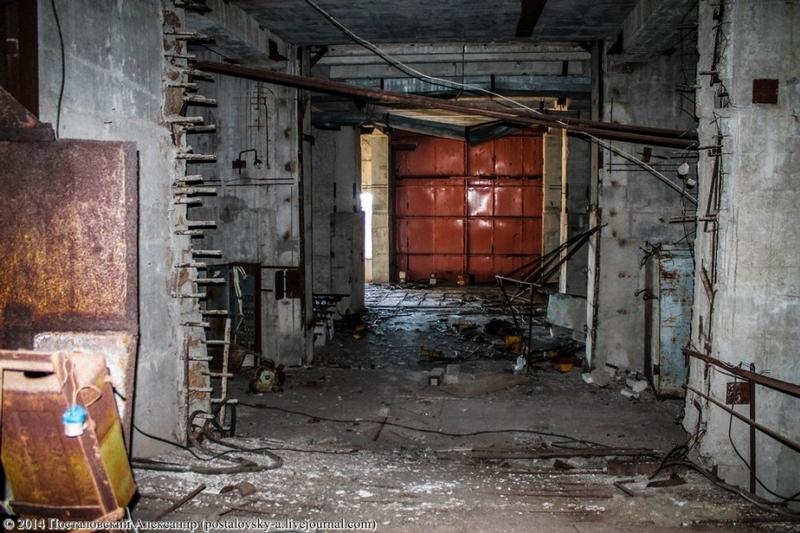Industrial Splendour: Fifth Power Unit of the Chernobyl NPP