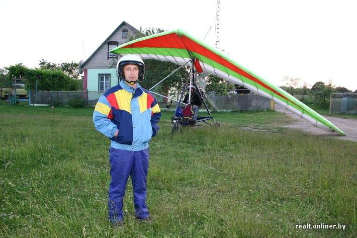 Belorussian Village Inventor