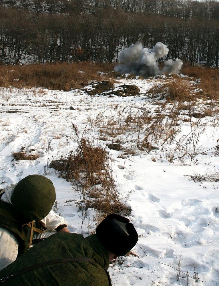 Russian Marine Engineer Battalion