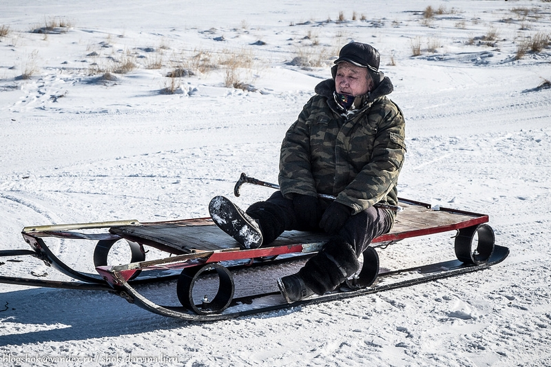 Means of Transport Behind the Arctic Circle