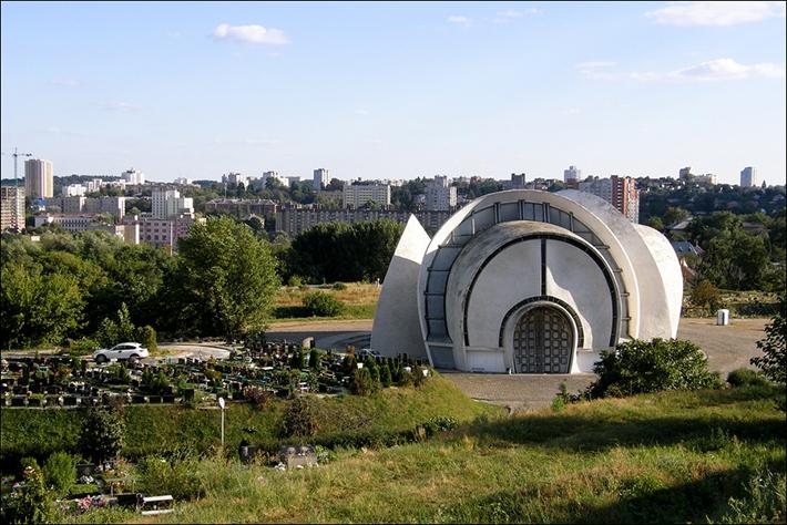 Top 25 Fantastic Soviet Buildings
