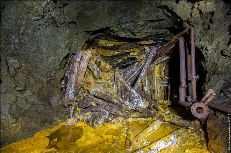 The Mine of Fear