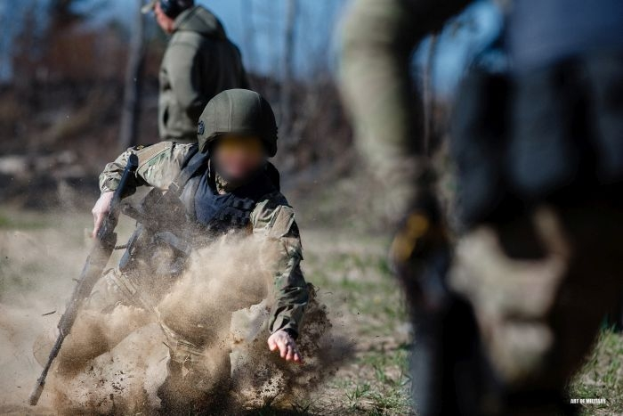 Russian Elite Forces Show What They Are Capable Of
