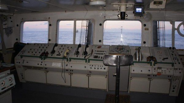One Day Of an Engineer In the Open Sea