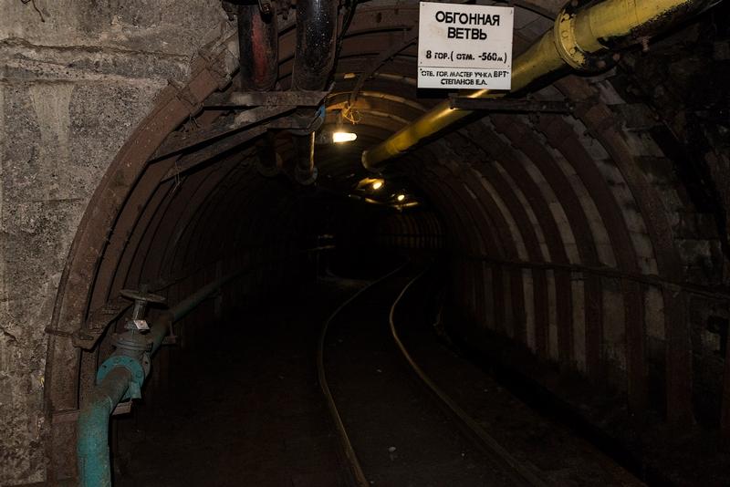 Going 550 Meters Deep For Diamonds
