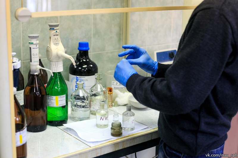 A Visit to the Forensic science center of Saint Petersburg