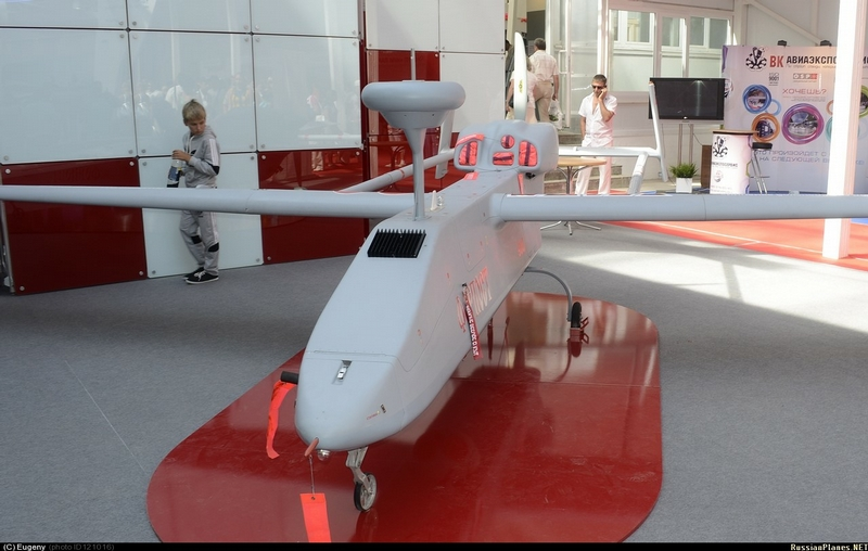 New UAV For The Russian Forces