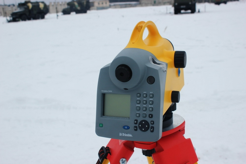 Life And Work of Field Surveyors