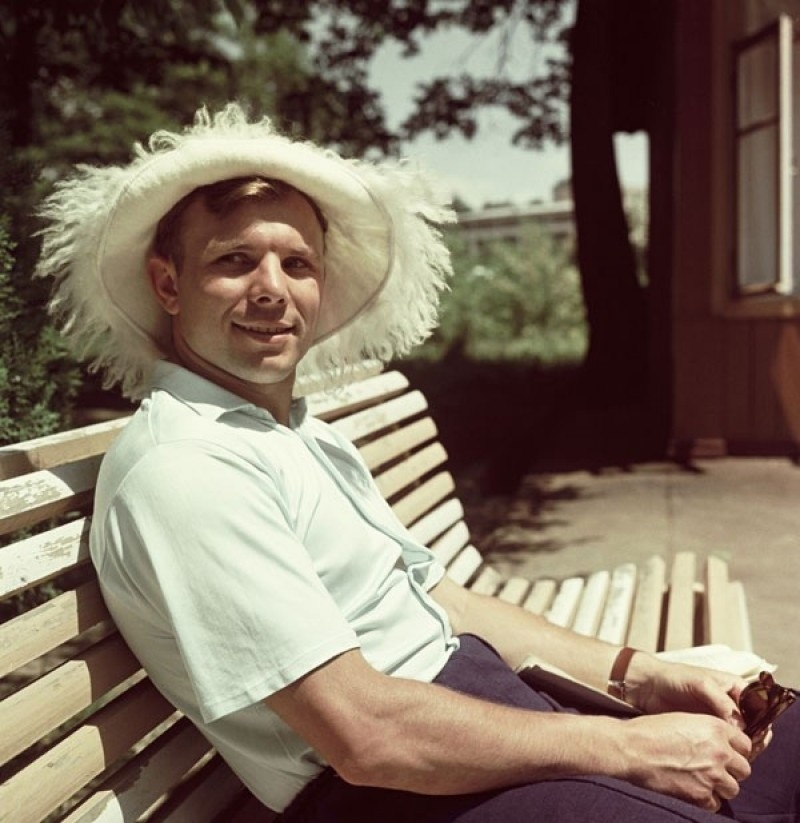 Ordinary Soviet Man: Yuri Gagarin