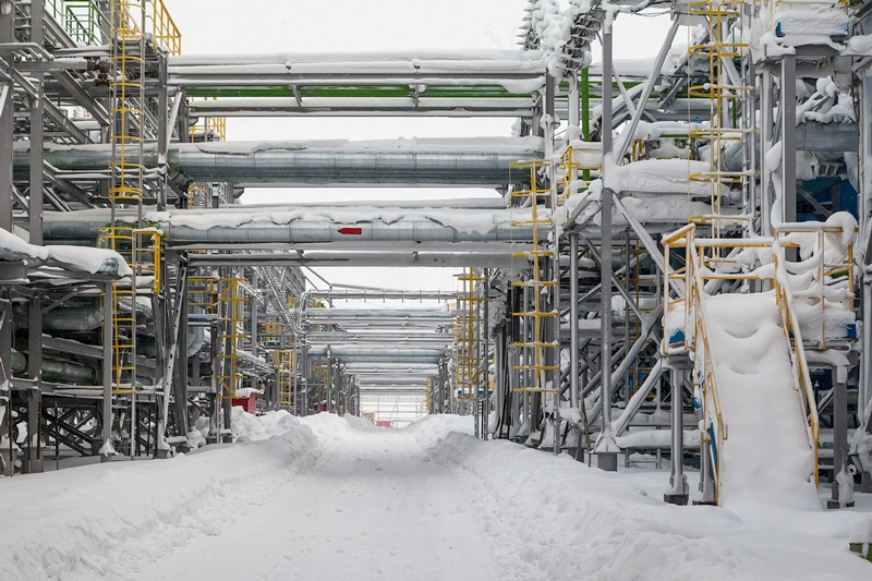 Gas Production In the North