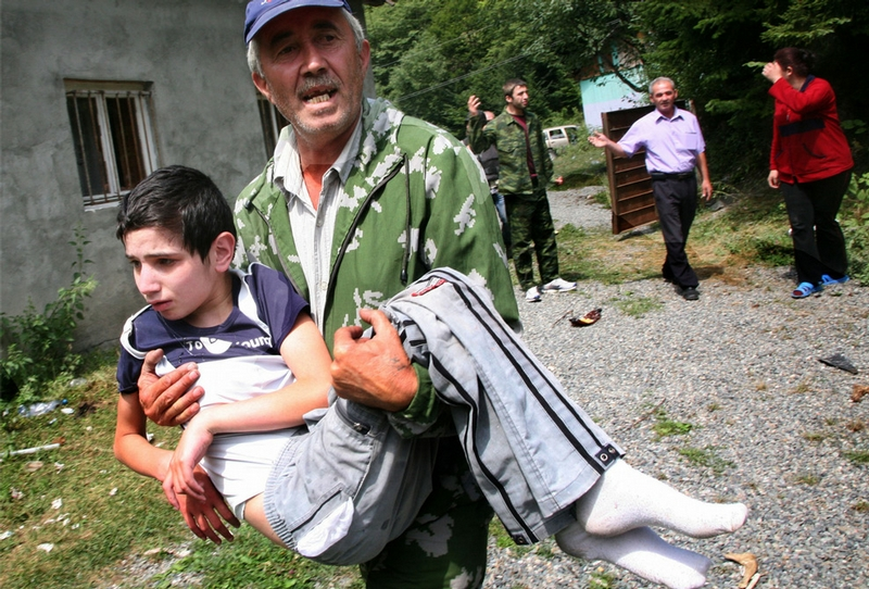 The Georgian Abkhazian Conflict: 5 Years After