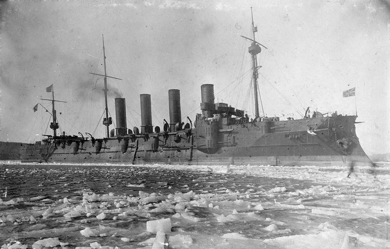 Flotte du Pacifique, guerre russo-japonaise??? Gromoboi001-23