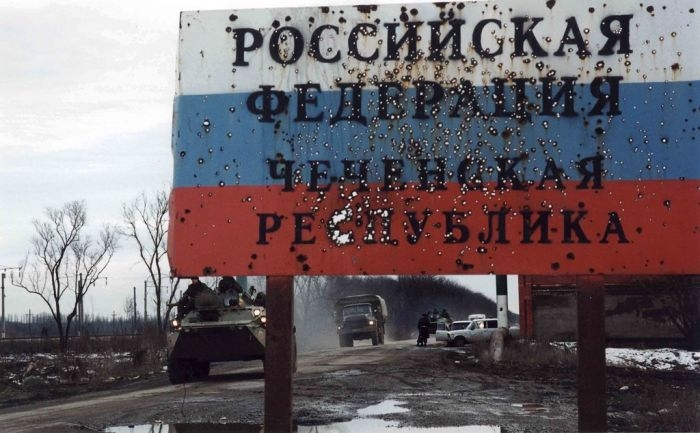 War and Peace in Grozny Chechnya