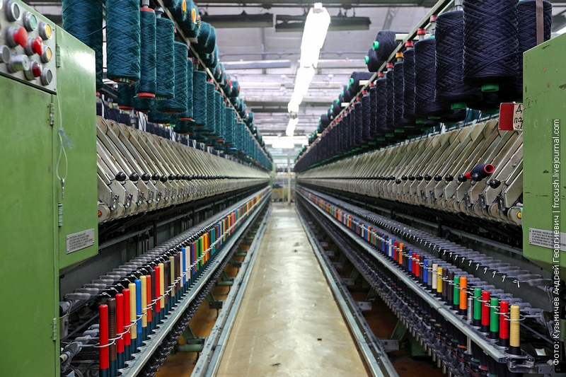 How Half Wool Yarn Is Made