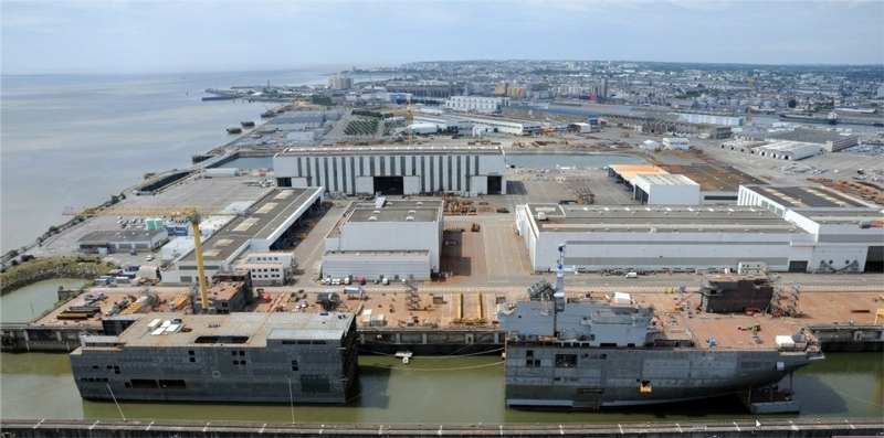 New Helicopter Carriers For the Russian Navy