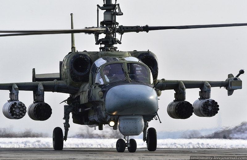Tactical Flight Training For Russian Combat Helicopters