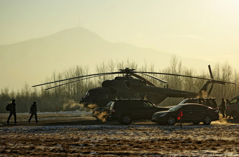New Combat Helicopters For the Russian Air Forces