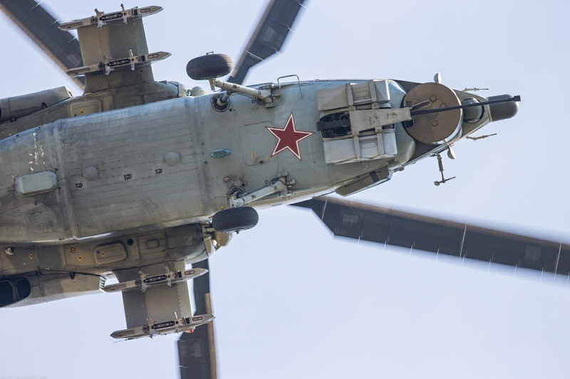 Helicopters of Russia