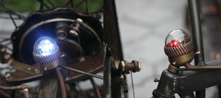 Cool Handmade Trike