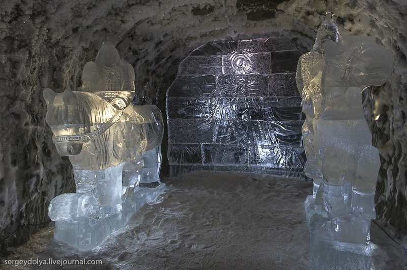 The Museum of Permafrost
