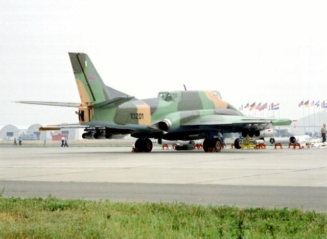 Soviet Attack Plane Il 102