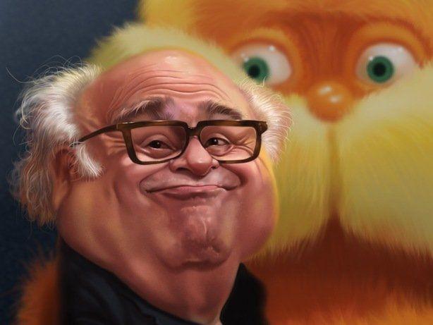 Famous Caricature Faces