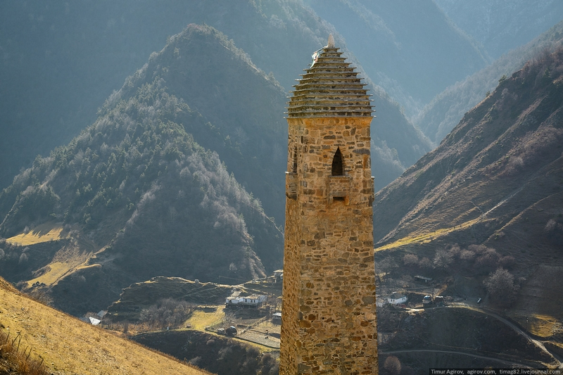 Beauty Hidden In the Ingush Mountains