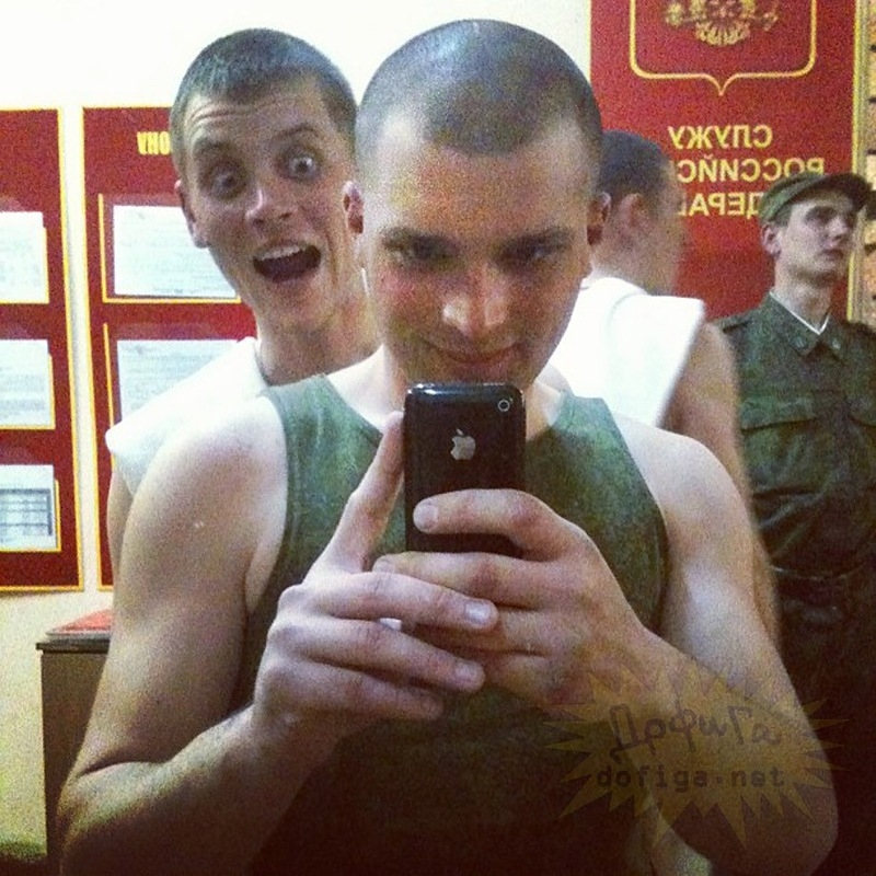 Soldiers Share Their Photos