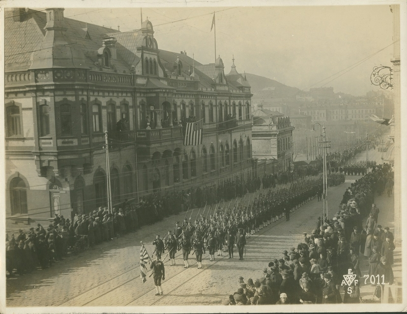 The Parade of Interveners