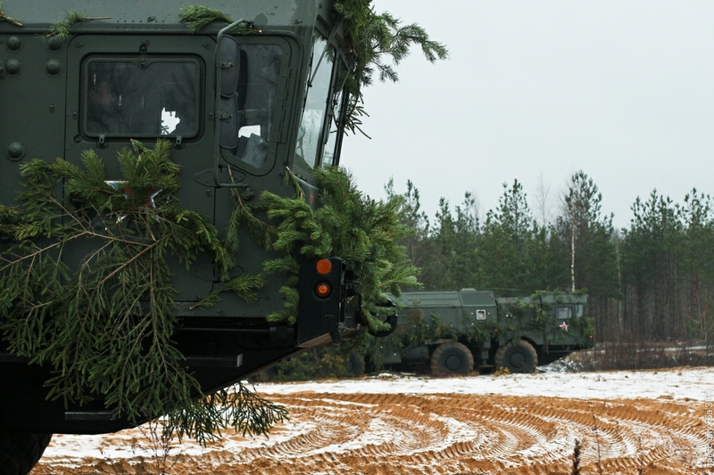 Russian Ballistic System: Christmas Disguise