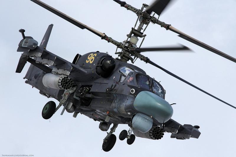 Elicottero Ka 52 : Ka the perfect predator of russian aviation