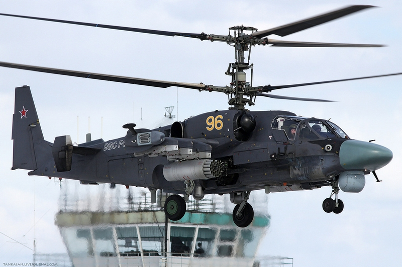 Ka 52, The Perfect Predator of the Russian Aviation