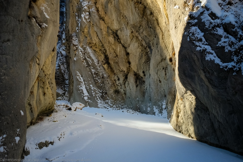 The Nature Pearl of Dagestan