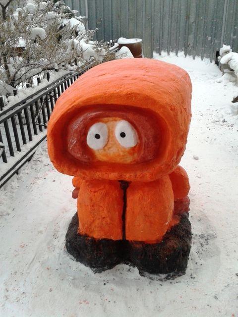 Snow Kenny