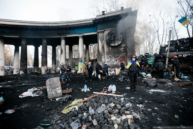Kiev Situation Update