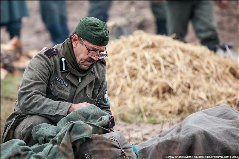 Liberation of Kiev: Germans