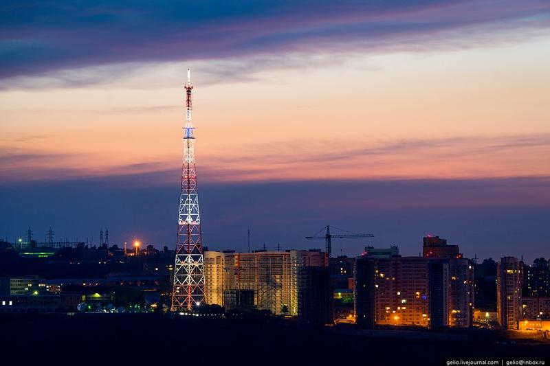 New 200 Meters High TV Tower