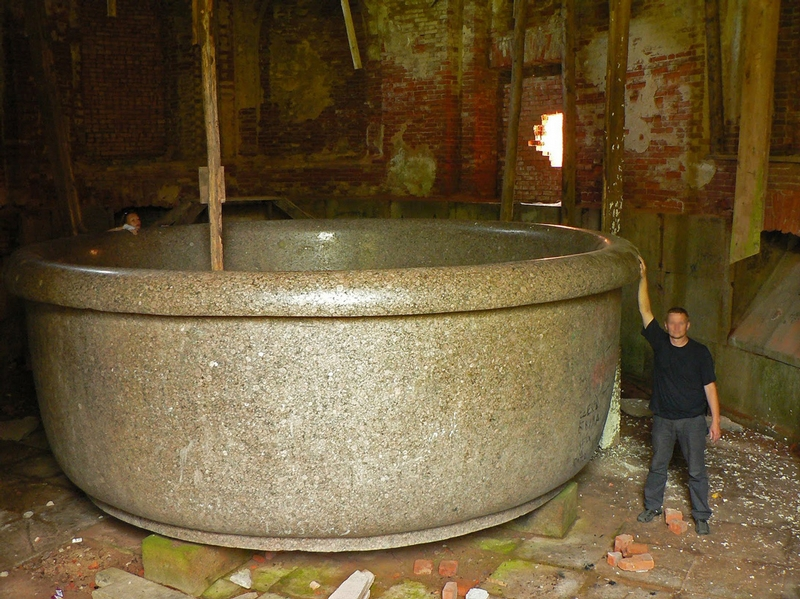 If I Were a King I Would Wash In a Bath Like This!