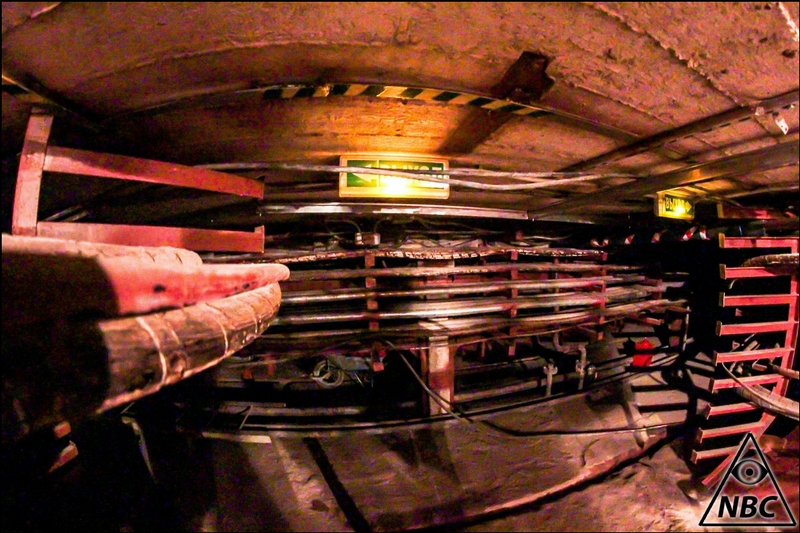Special Secret Subway In Moscow