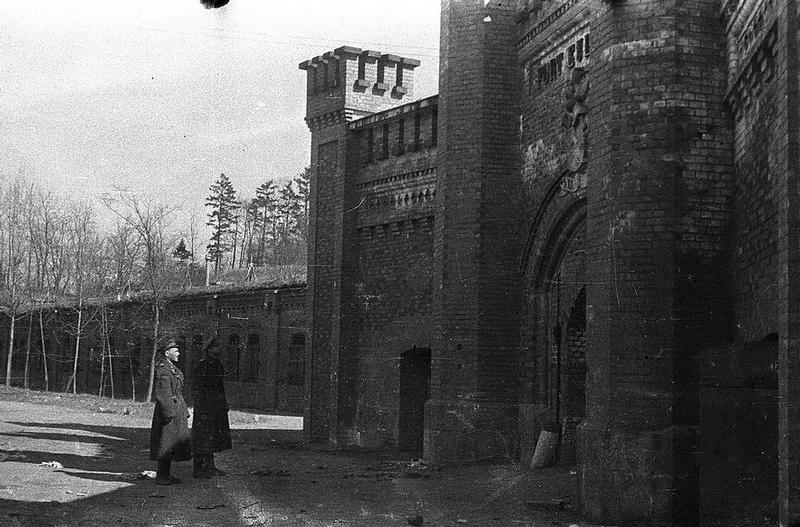 Koenigsberg Invasion by Soviet Troops 70 Years Ago