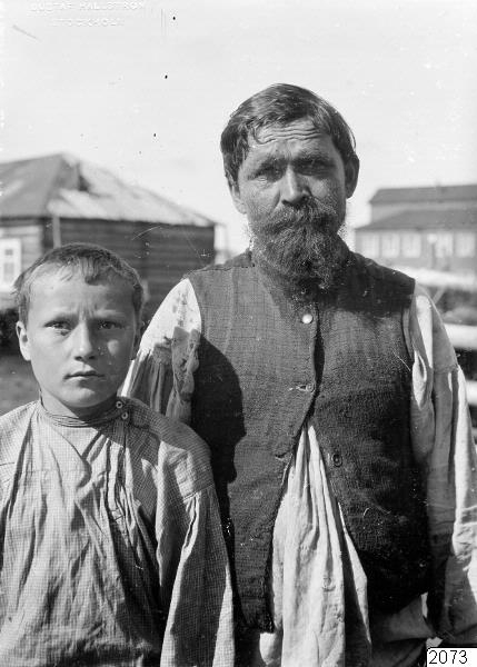 Russian Village Life In 1910