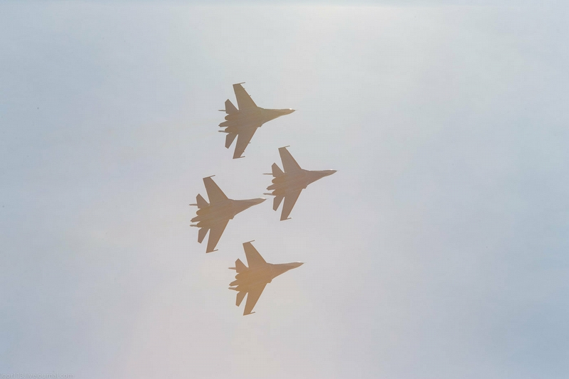 Iron Birds Are In the Sky Again